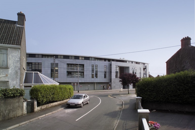 Mixed Use Residential Commercial Development, Father Griffith Road, Galway