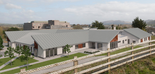 Acute Mental Health Unit, Sligo University Hospital