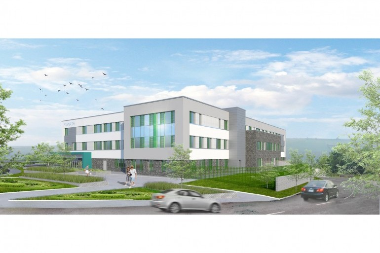 Primary Care Centre, Ballincollig, Co. Cork