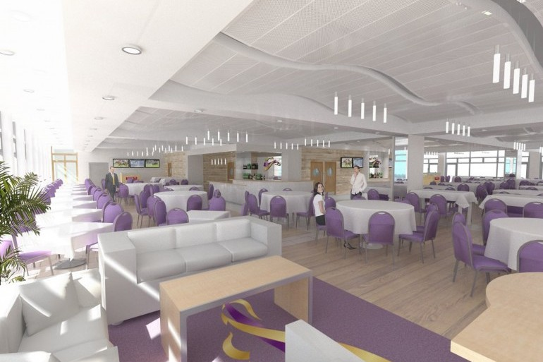 Phase 2 Redevelopment, Leopardstown Race Course