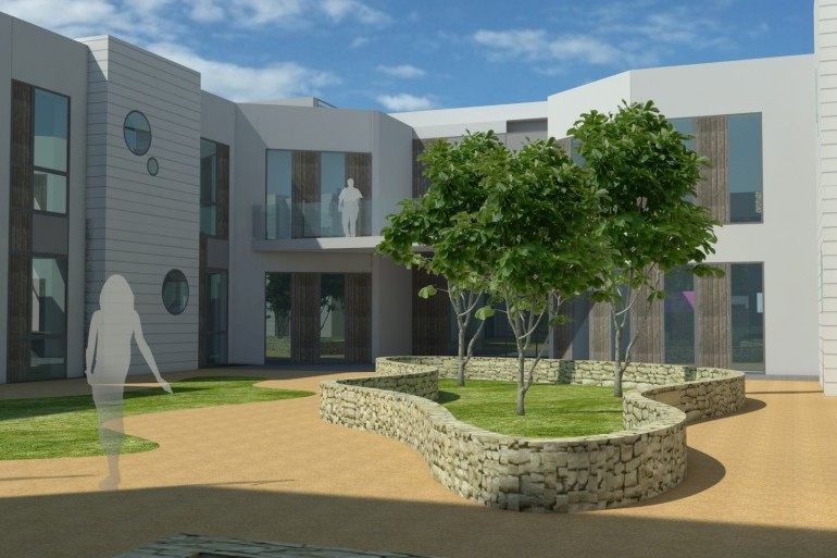 New 100 Bed Community Nursing Unit at St. Colman's Hospital, Ratdrum, Co. Wicklow