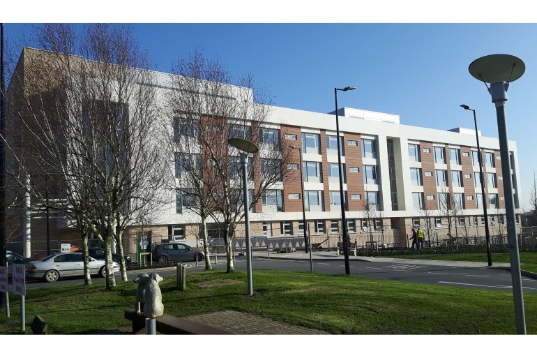 Palliative Care and Ward Block, University Hospital Waterford
