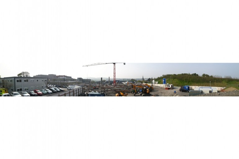 Works progressing on the new Acute Mental Health Unit for Sligo University Hospital