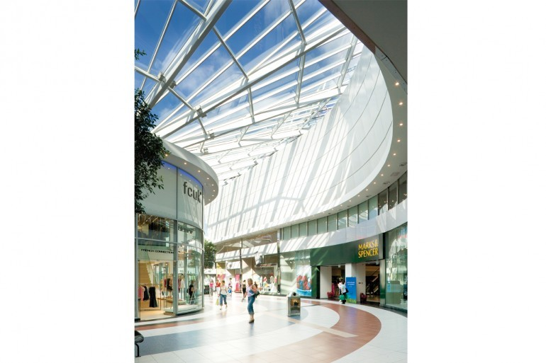 Red Mall, Blanchardstown Town Centre