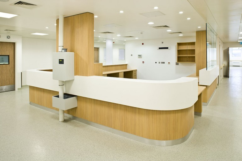 Emergency Department, Wards and CCU (Phase 1), Our Lady of Lourdes Hospital, Drogheda