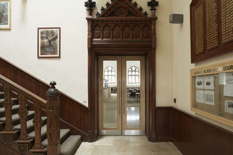 Academic Resource Library, Clongowes Wood College, Clane, Co. Kildare