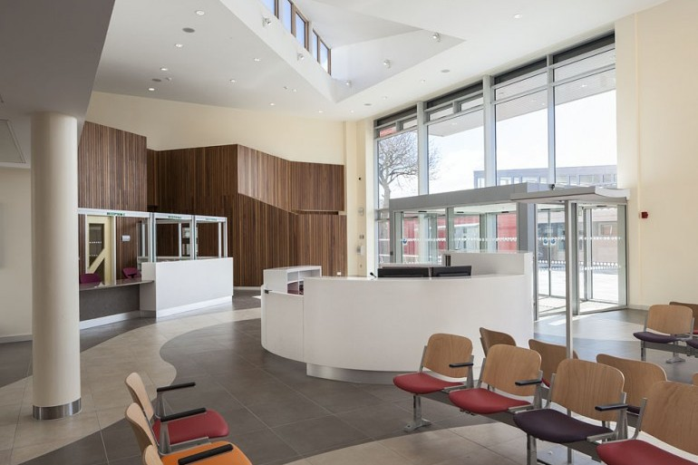 Ballyfermot & Palmerstown Primary Care Centre