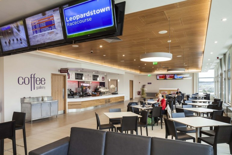 Phase 1 Redevelopment, Leopardstown Race Course