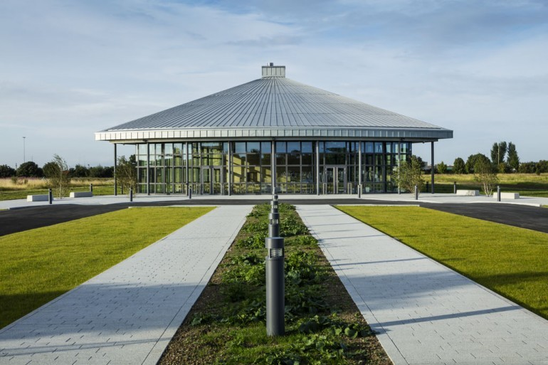 Succesful completion of the new Crematorium and Congregation Space, Dardistown Cemetery