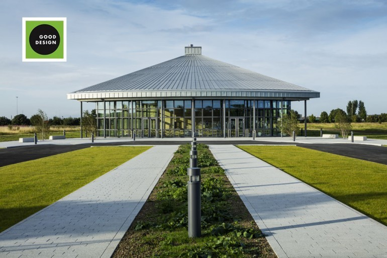 Green Good Design Awards -  Dardistown Crematorium