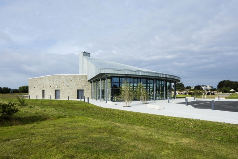 New Crematorium and Congregation Space, Dardistown Cemetery