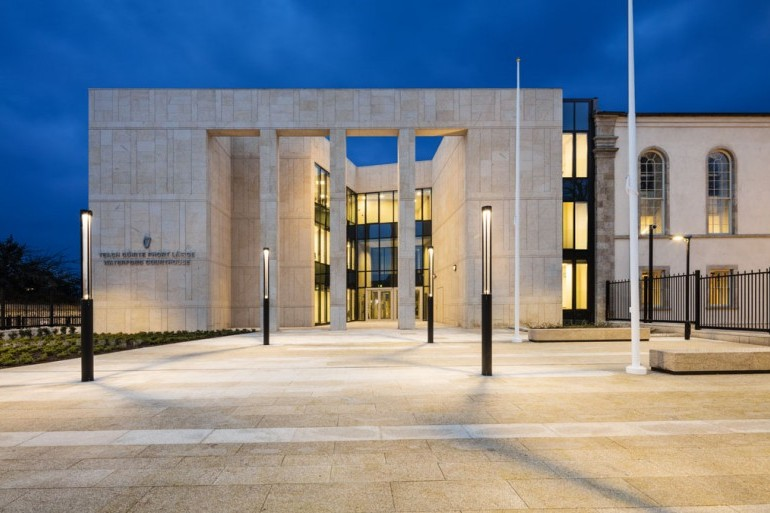 Waterford Courthouse Co Waterford Wejchert Architects