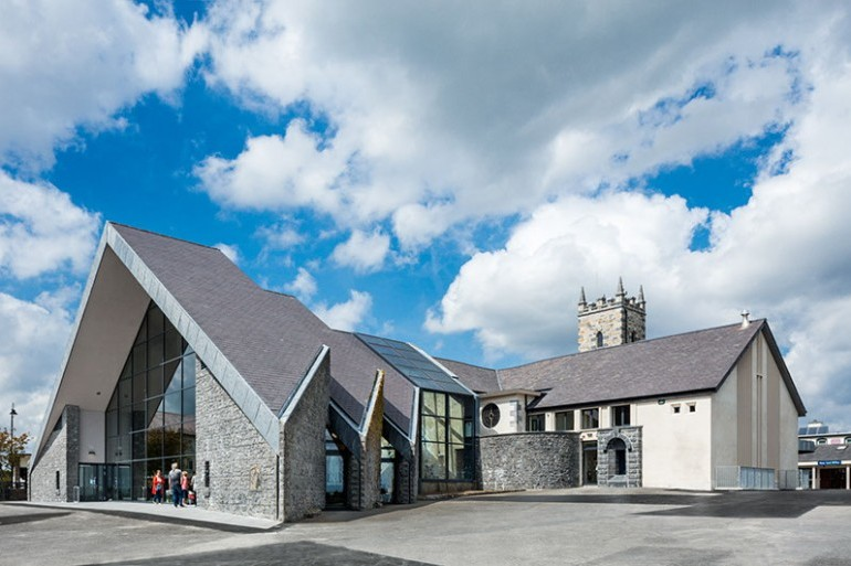 Refurbishment of the Apparition Chapel and Parish Church in Our Lady's Shrine, Knock, Co. Mayo
