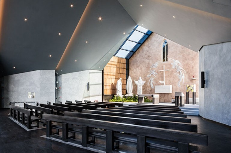 Refurbishment works completed on Apparition Chapel in Knock