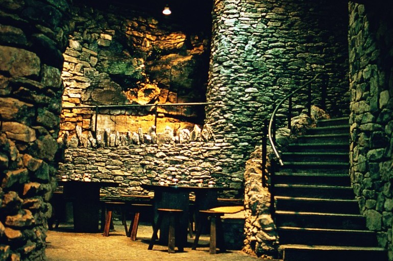 Aillwee Caves Visitors Centre, The Burren, Co. Clare