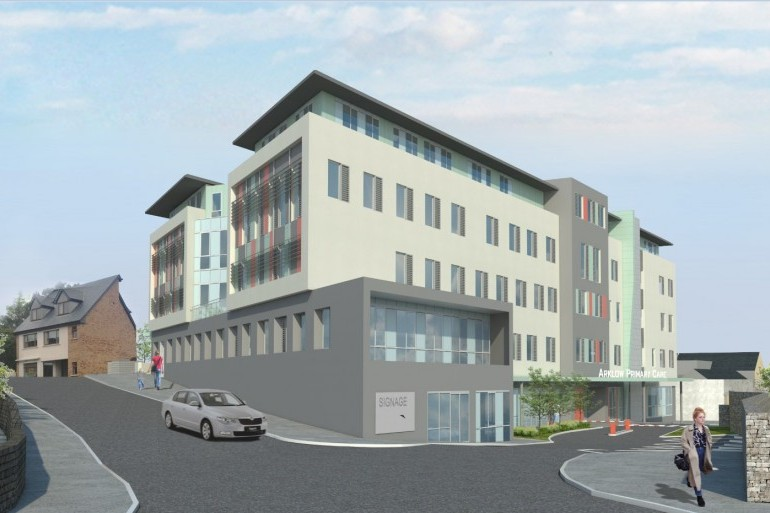 Planning Permission Granted for Arklow Primary Care Centre