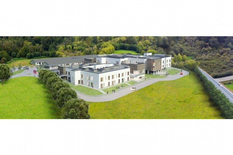 New 95 Bed Community Nursing Unit at St. Colman's Hospital, Rathdrum, Co. Wicklow
