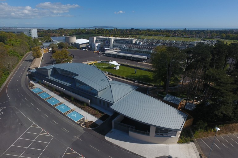 Phase 3 Redevelopment, Leopardstown Race Course