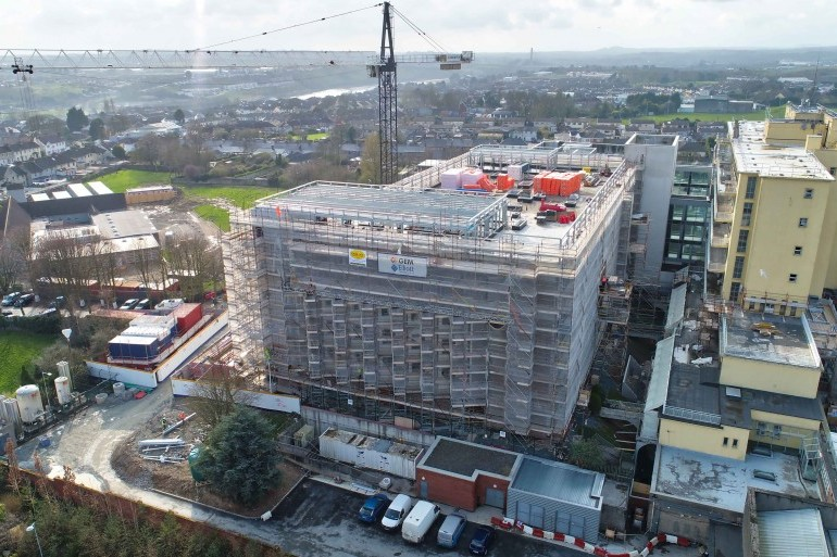 Phase 2 Development at Our Lady of Lourdes Hospital, Drogheda