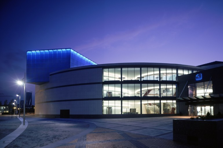 The Helix Performing Arts Centre DCU