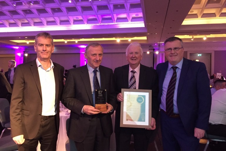 Irish Life, Beresford Place wins CIBSE Ireland 50th Anniversary award