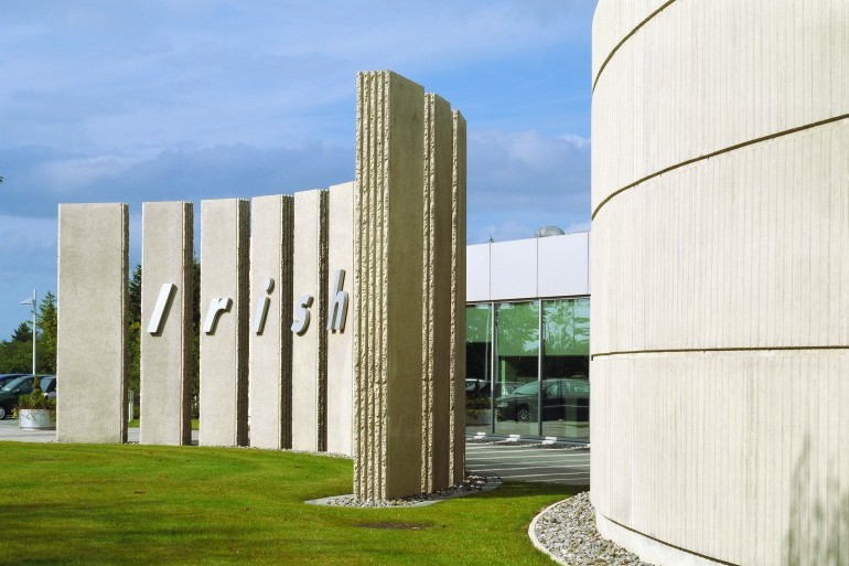 Irish Cement Office, Platin, Drogheda, Co. Louth