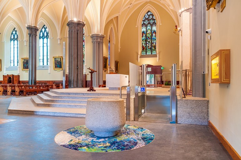 Refurbishment of the Cathedral of the Assumption, Tuam, Co. Galway
