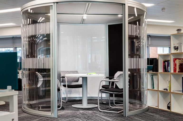 Office Fit-Out for the Health Products Regulatory Authority