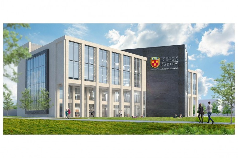 Planning Granted for new Corporate Support Services Building at Institute of Technology Carlow