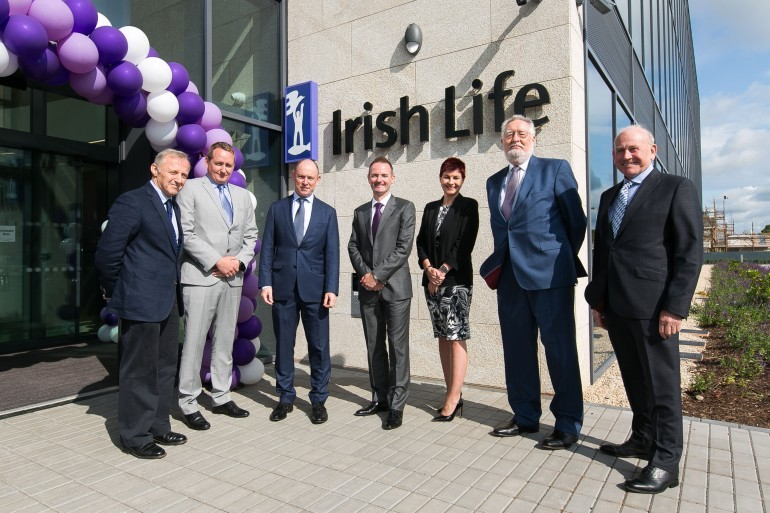Official Opening of the new Irish Life Customer Centre, Dundalk