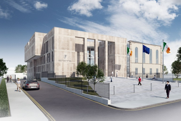 Shortlisted in the BIM Excellence category of the Irish Construction Excellence Awards 2019
