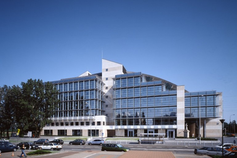 Media Business Centre, Warsaw, Poland